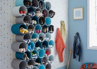15 Budget-Friendly Shoe Storage Ideas fi