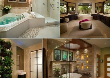 20 Spa-Like Bathrooms That Will Make You Say Wow fi