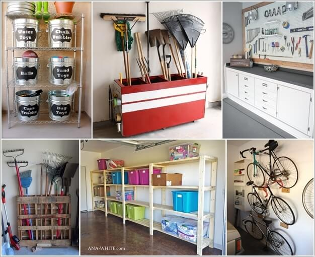 4 Tips To Organizing Your Garage Before The Holiday Season