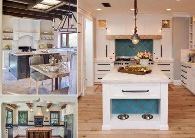Decorate Your Kitchen in Mediterranean Style fi