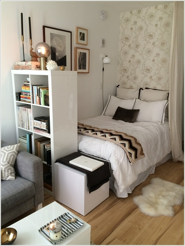 Decorate Your Small Bedroom in Style