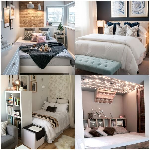 Furnish Small Bedroom: Decorate Your Small Bedroom In Style