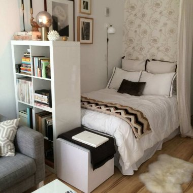 Decorate Your Small Bedroom in Style fi