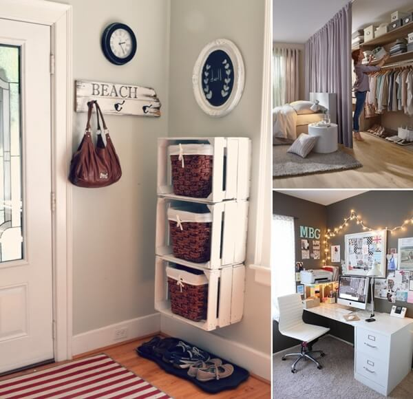 Home Design Ideas For Small Houses: How To Decorate A Small House With Low Budget