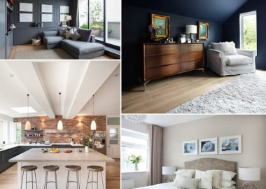How to Decorate with a Low Ceiling fi