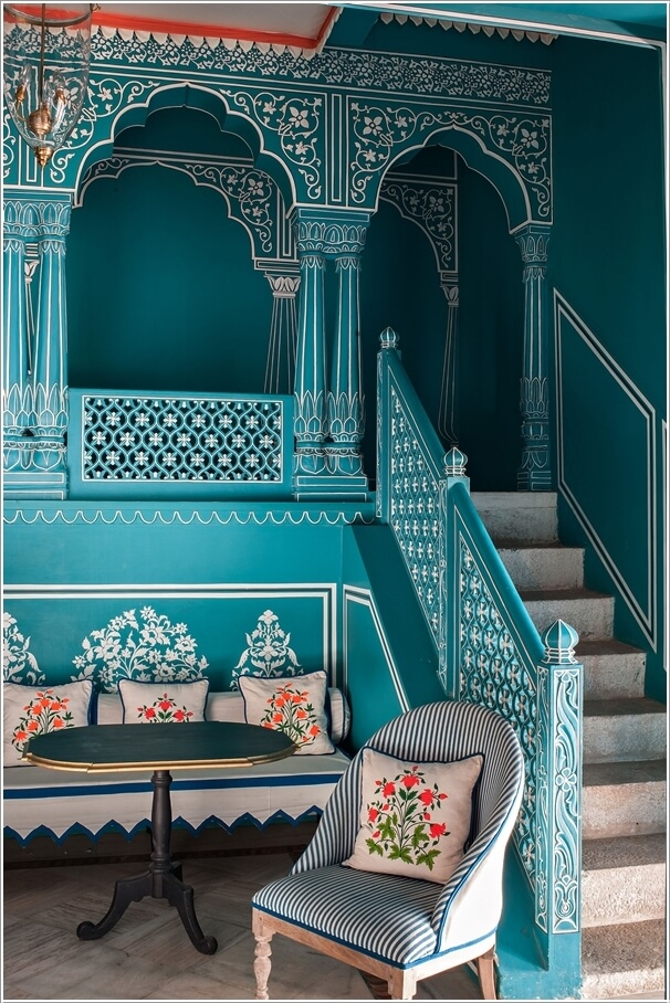 Traditional Indian Interior Design