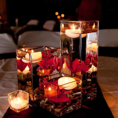 Wedding Centerpiece Ideas with Flowers fi