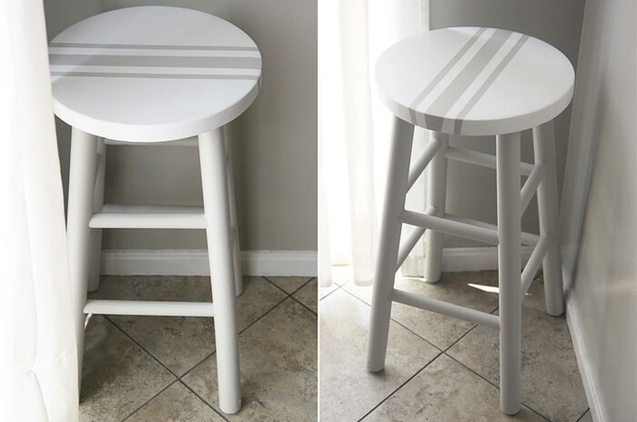 10 Creative Ways to Give a Makeover to Old Stools 8