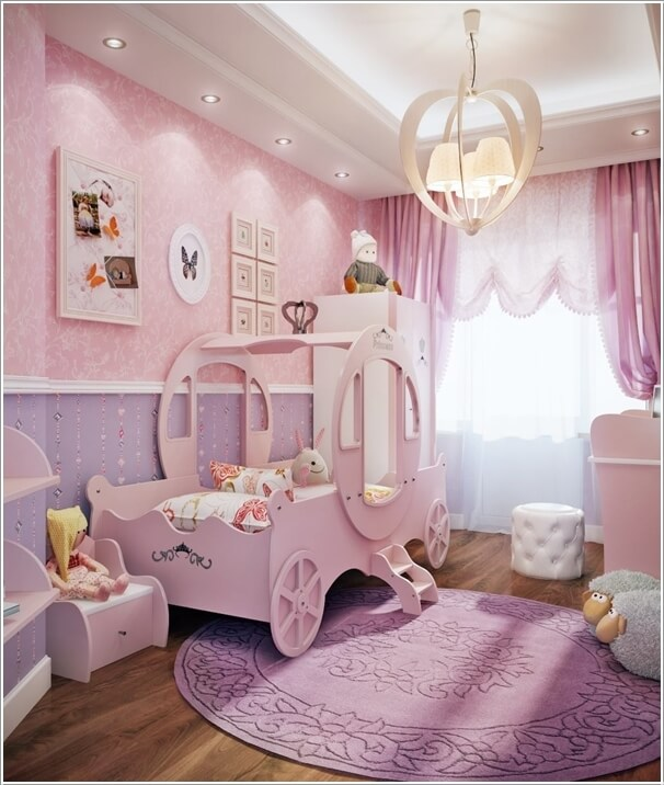 Best 25 Baby Beds Ideas On Pinterest: 10 Cute Beds For Toddler Girls