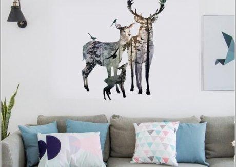 10 Nature Inspired Living Room Decor Ideas 1