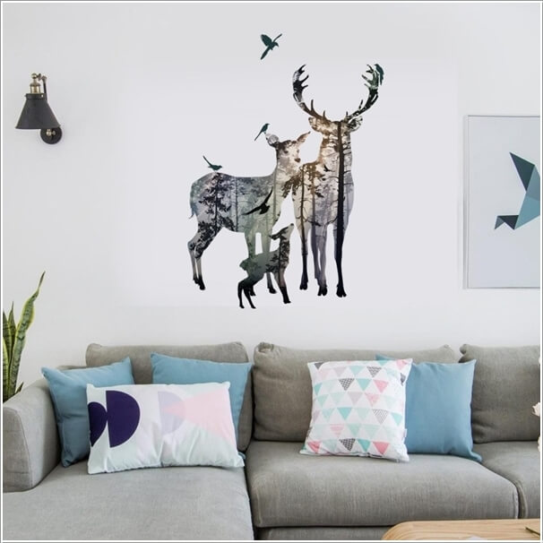 Amazing interior design for Nature inspired rooms
