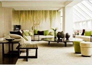 10 Nature Inspired Living Room Decor Ideas 10