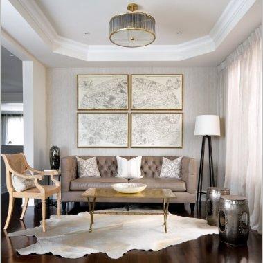 10 Nature Inspired Living Room Decor Ideas 4