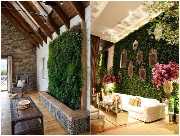 10 Nature Inspired Living Room Decor Ideas