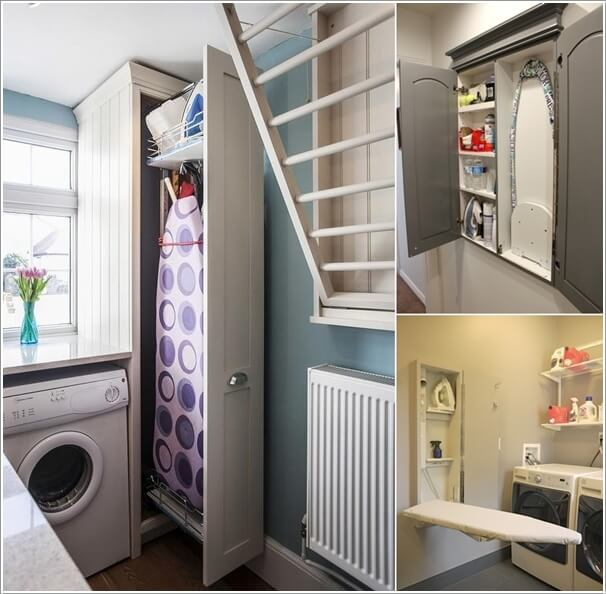 10 Space Saving Tips For A Small Laundry Room