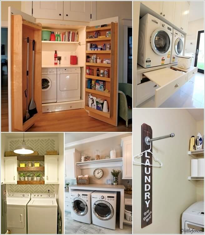 10 Space Saving Tips for a