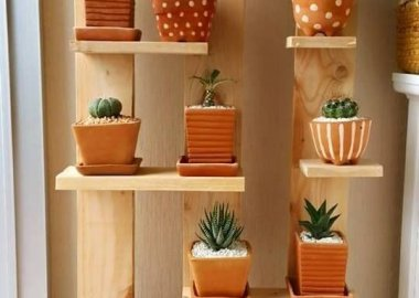 15 DIY Planter Stand Ideas for Your Home fi