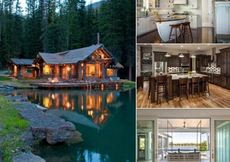 Amazing Lake House That Will Take Your Breath Away fi