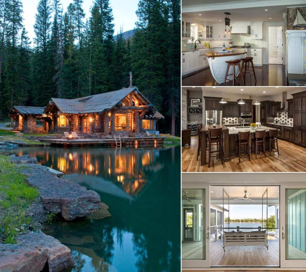 Lake Mansion: Amazing Lake Houses That Will Take Your Breath Away