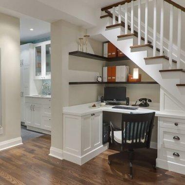 home design diy. Clever Ways to Set Up a Small Home Office Interior Design  Diy Ideas Decor