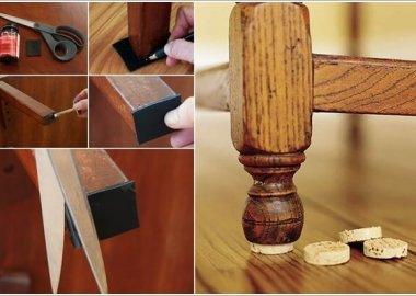 Clever Wood Floor Hacks 3
