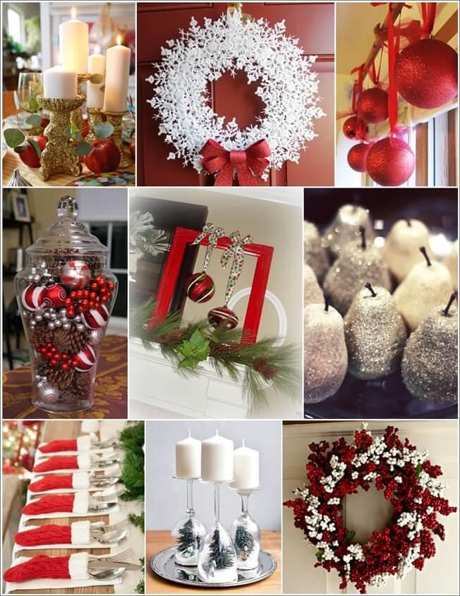 30 Creative Dollar Store Christmas Crafts