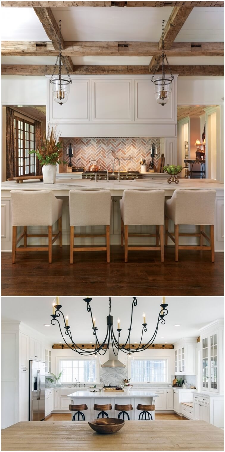 Amazing And Smart Tips For Kitchen Decorating Ideas: 10 Amazing Rustic Kitchen Decor Ideas