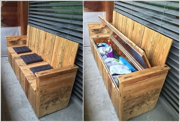 10 Benches Made From Recycled Materials And Objects