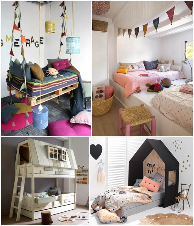 10 Creative And Unique Bed Designs For Kids