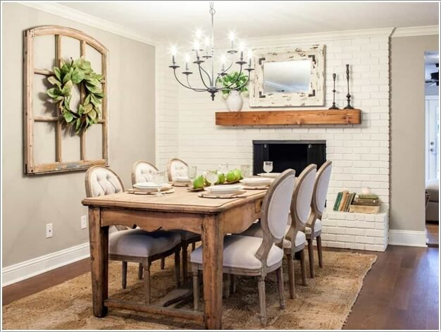 10 diy wall decor projects for your dining room - Dining room wall decor ...