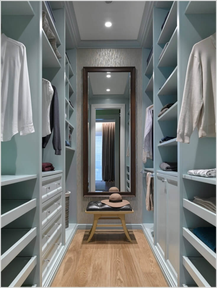 15 Tips For Designing A Perfect Walk In Closet