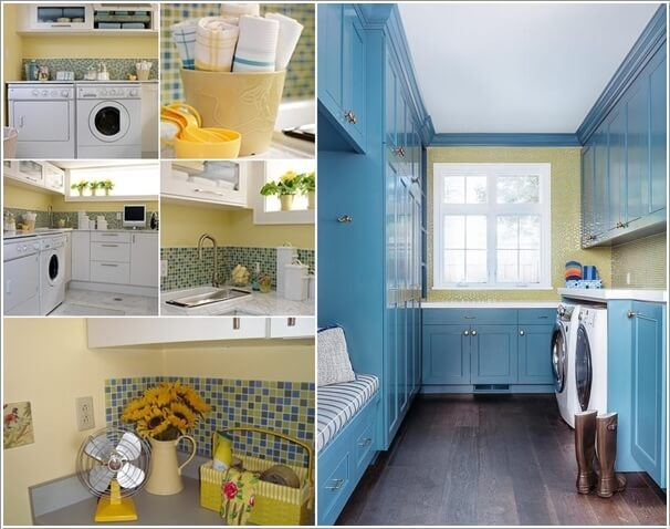 Amazing Laundry Room Color Combinations on Amazing Laundry Rooms  id=70554