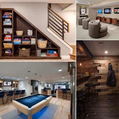 cool things to put in a basement - Cool Interior Design Ideas