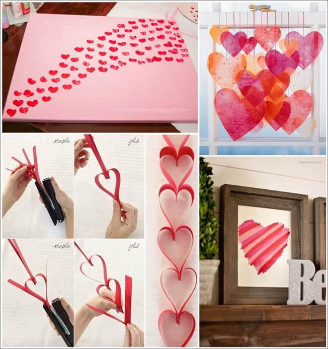 sc 1 st  Amazing Interior Design & DIY Valentine Decor Ideas for You to Try
