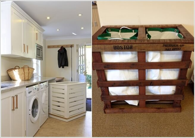 Laundry Room Makeover On A Budget Storage