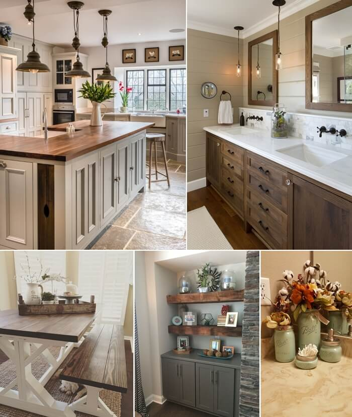 How to decorate in farmhouse style for My kitchen design style