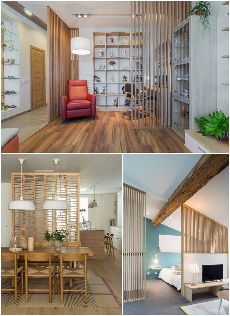 How to decorate with a wood slate wall amipublicfo Image collections
