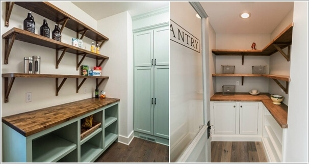 What Kind Of Pantry Shelves Do You Like