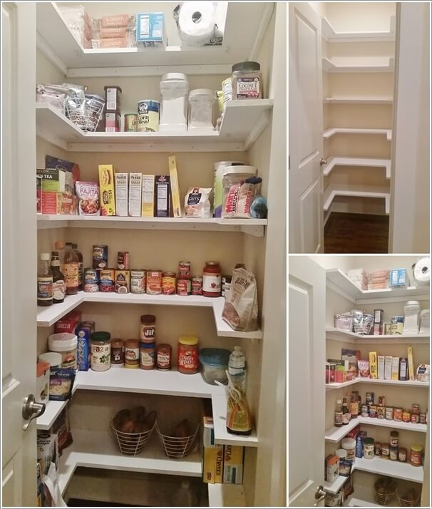What Kind Of Pantry Shelves Do You Like