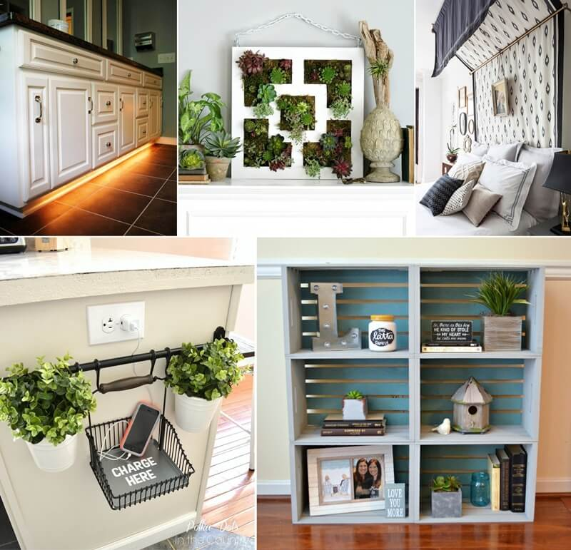 Home Decor Websites For Cheap: 25 Cheap Home Decor Hacks You Would Want To Try