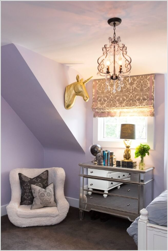 Magical Unicorn Inspired Home Decor Ideas
