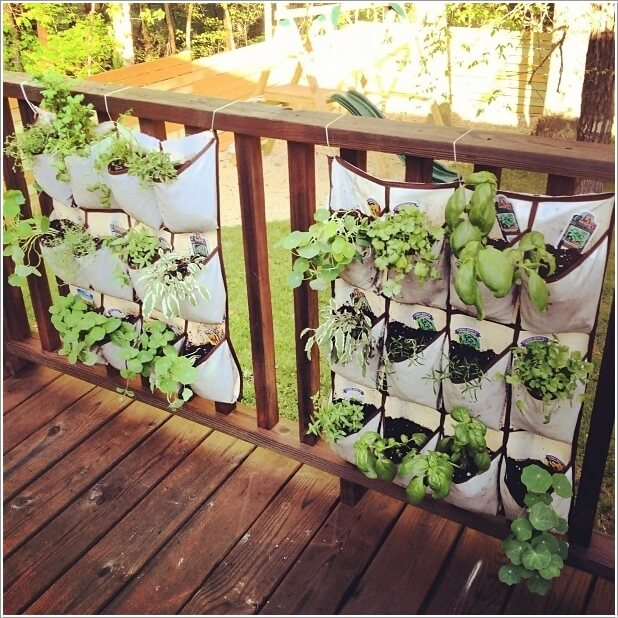 Get Your Balcony a Herb Garden This Spring