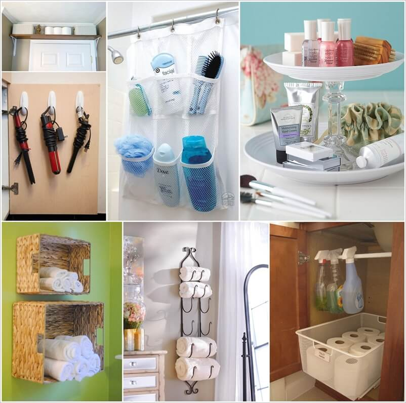 Maximize Bathroom Space with These Hacks