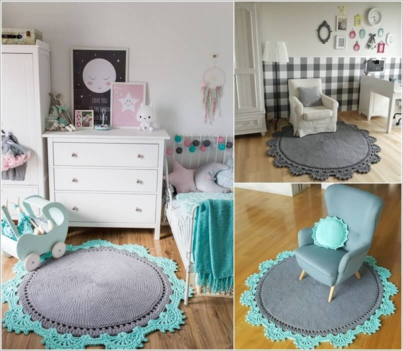 Cute ideas to decorate a kids room with crochet - Decorating kids room ...