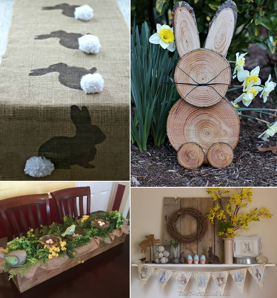 rustic easter decor ideas you will love to try