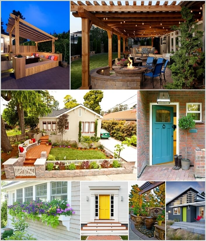 Curb Appeal Ideas: Useful Curb Appeal Tips