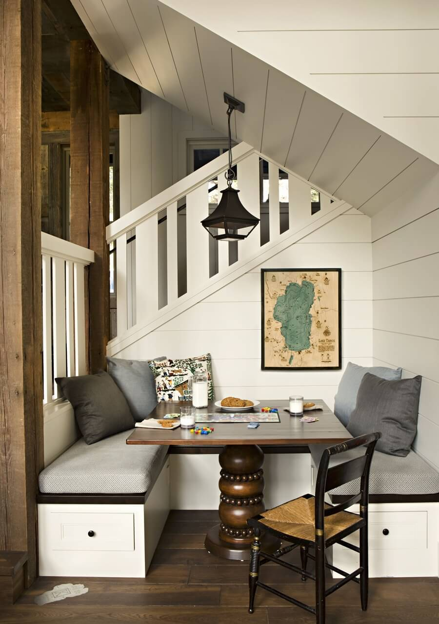 10 Ways To Claim Understairs Space Else Than Storage