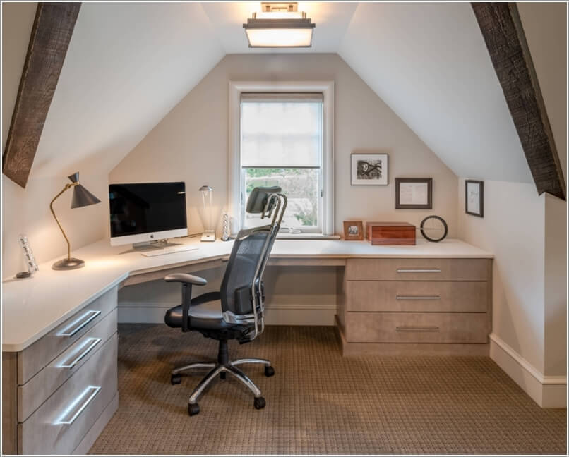 Maximize The Space Of Your Attic By Claiming A Nook