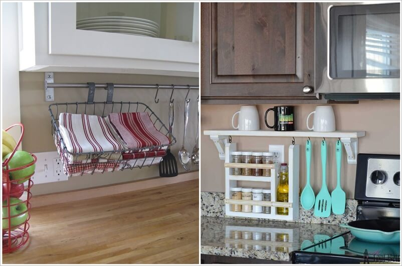 organize kitchen counter clutter keep your kitchen counter clutter free with these ideas 3778
