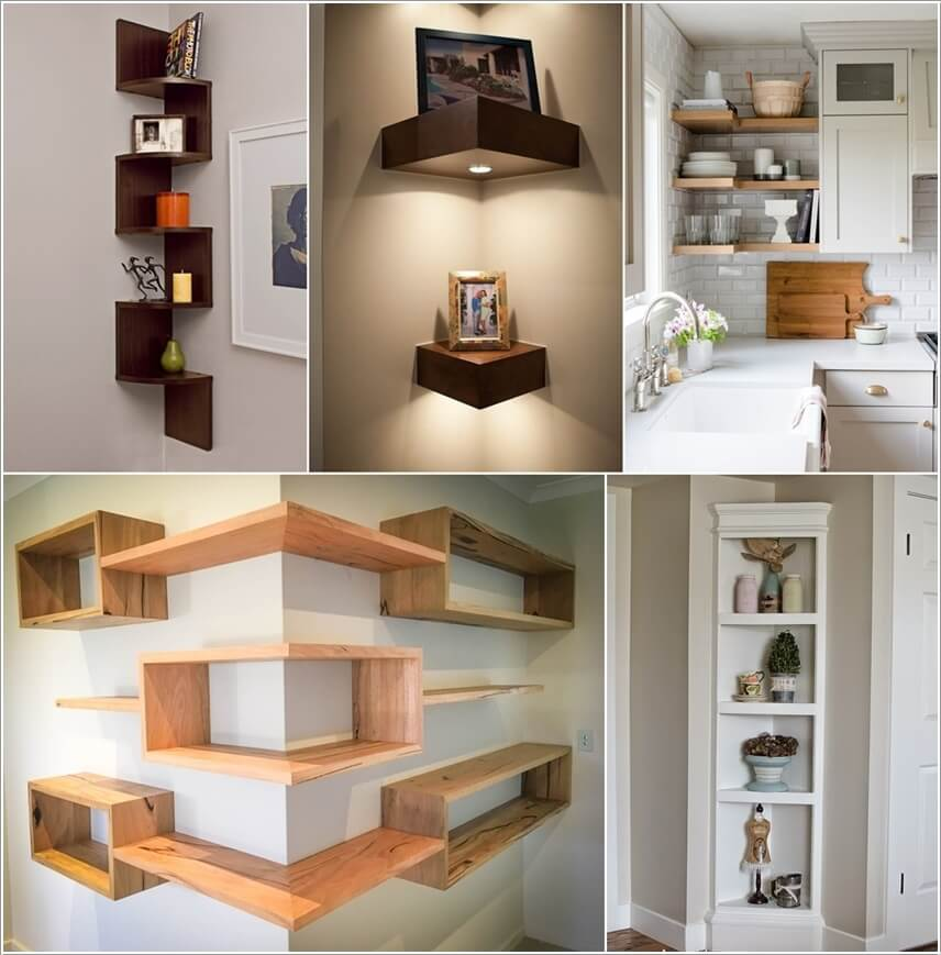 21 Amazing Shelf Rack Ideas For Your Home: Amazing Interior Design